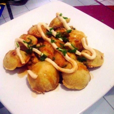 Takoyaki Mudah Ala Indonesia