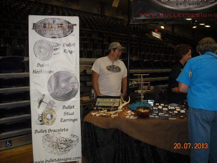 Craft vendor; 34th Annual Natchitoches-NSU Folk Festival; 2013