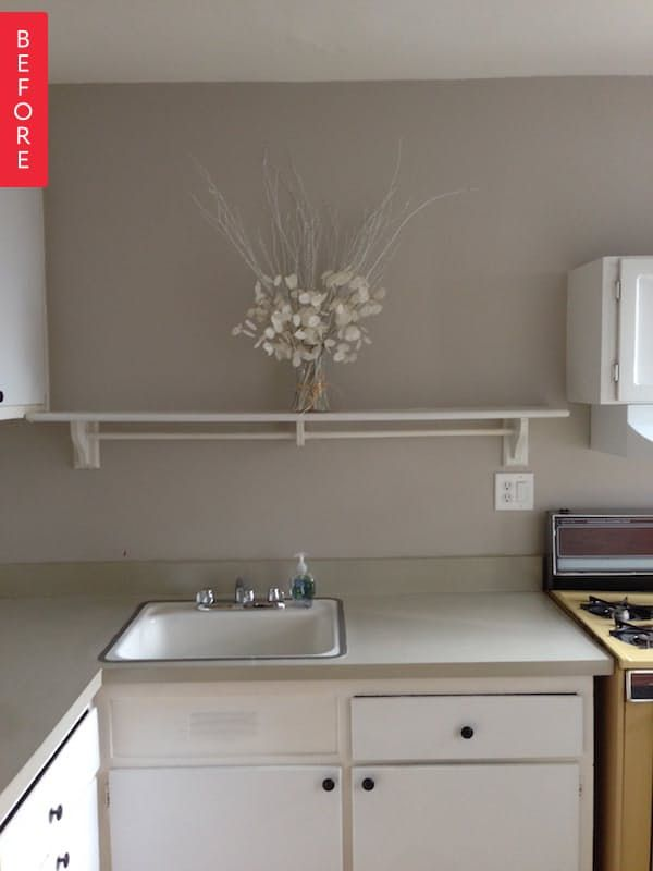 Before & After: Casey & Kumar's Clinton Hill Kitchen | Apartment Therapy