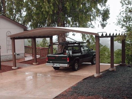 Carport remodeling concrete driveway metal building for 4 car carport plans