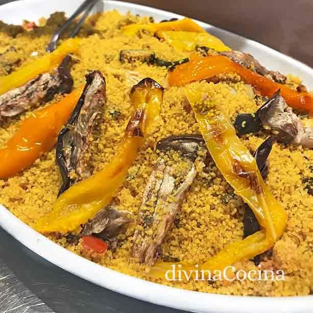 Recetas de la gastronomía árabe. Recetario online DIVINA COCINA
