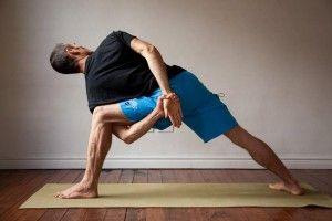 Yoga History - Jim Harrington Yoga