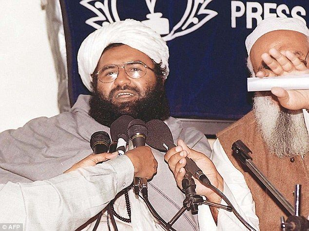 """A Communist Party of China official said here on Tuesday that Beijing was """"considering and investigating"""" India's proposal to get Pakistan-based terrorist leader Masood Azhar listed on the UN terror catalogue."""