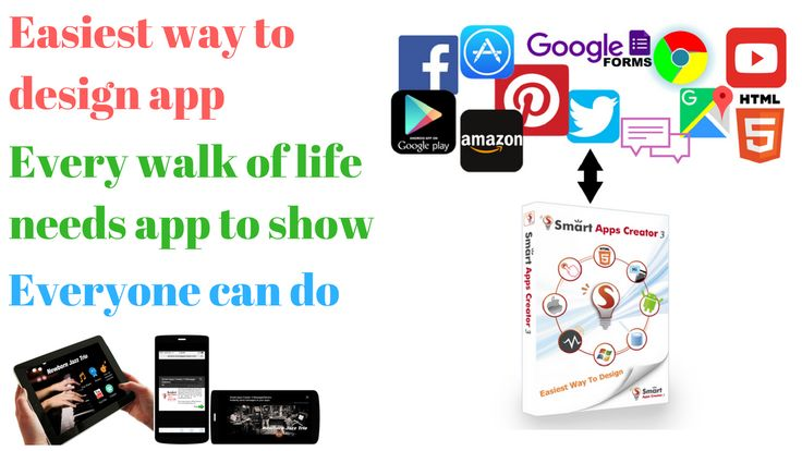 App view, Smart Apps Creator 3 real-time test, real-time preview