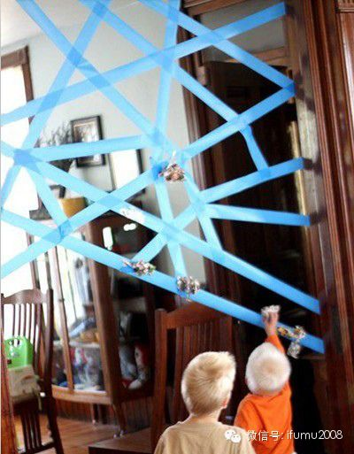 DIY with kids at home
