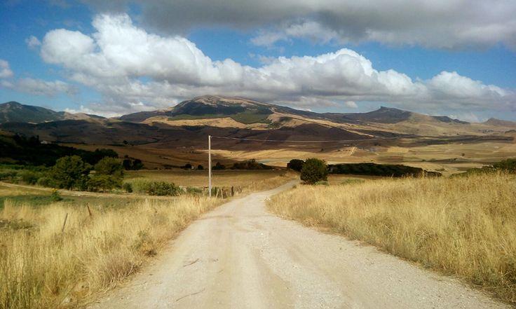 Magna Via Francigena in Sicily | Trekking in Sicily