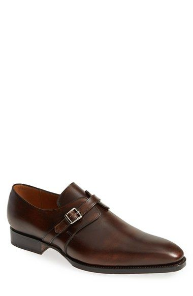 Free shipping and returns on Sendra 'Galway' Monk Strap Slip-On at Nordstrom.com. A slim monk strap provides an impeccable finish for a burnished leather loafer grounded with a durable Goodyear-welted sole.