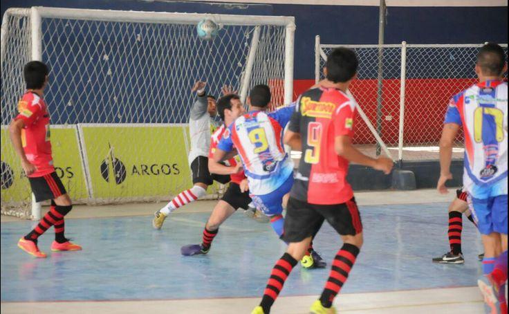 Gran victoria de #GremioSamario 8-4 sobre #CúcutaNiza #FútbolRevolucionado