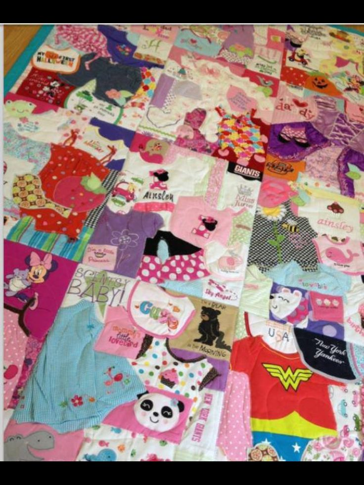 17 Best images about quilts baby clothes on Pinterest