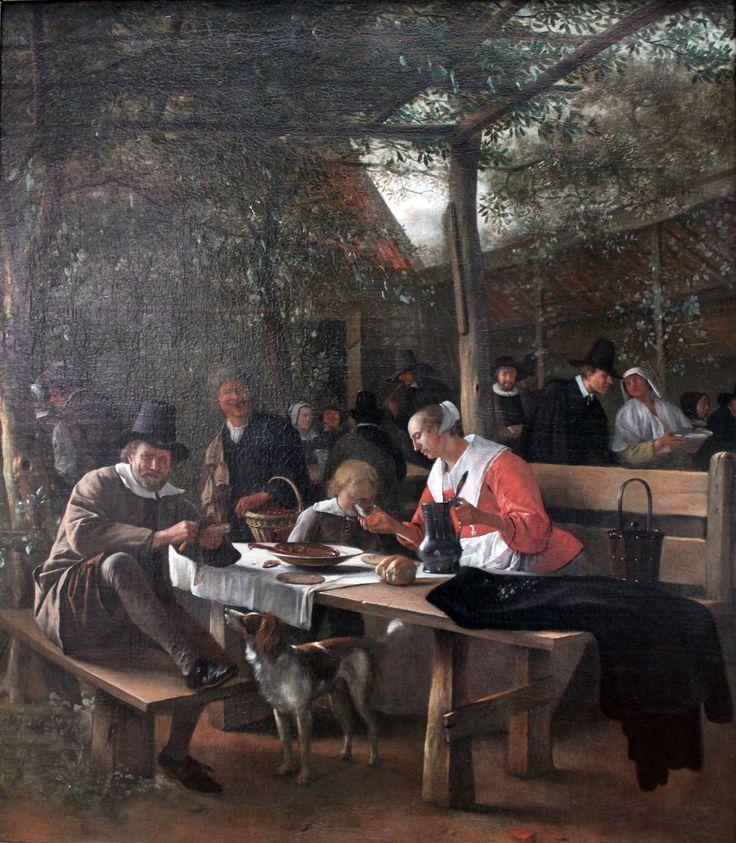 Repas d'antan .... Fde753ff557552dcecd361c28c5ec96f--beer-garden-picnics