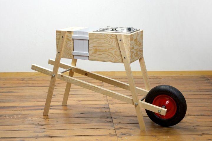 'Repair it!' Pop-up Workshops by Lennart Klein