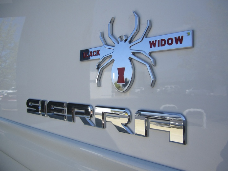 GMC Sierra Black Widow | TW Customs | Pinterest | Trucks ...