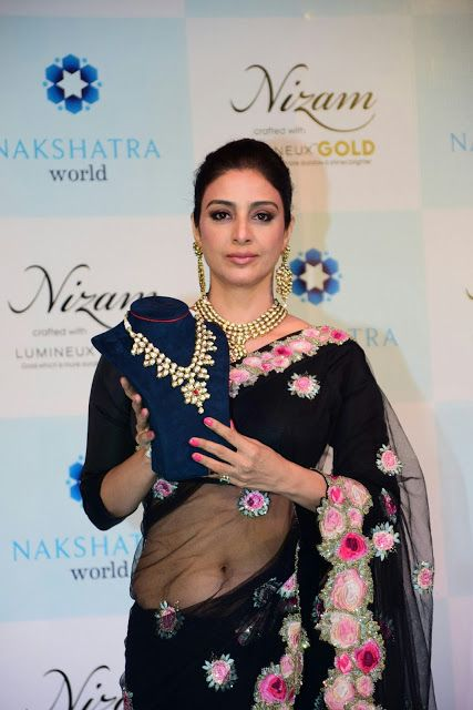 Bharatbytes: Tabu spotted at an event