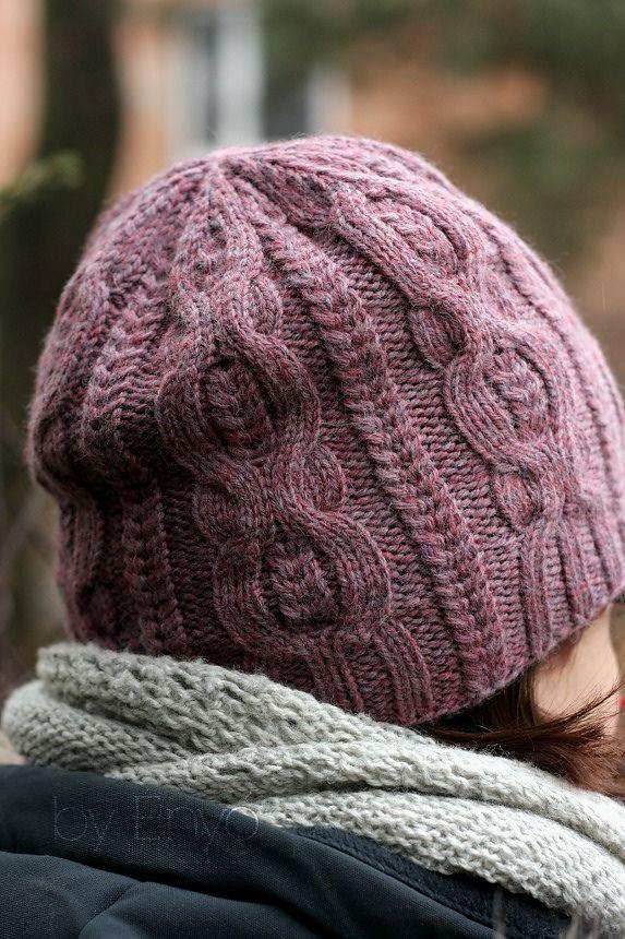Holy crap! Yarn and stuff! • getting-knitfaced: Free hat patterns byAgata...
