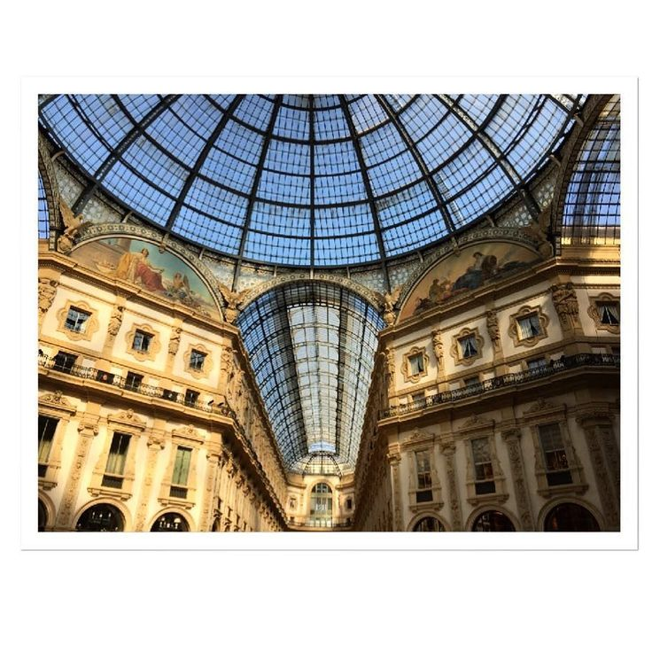 Today #milano #love #galleriavittorioemanuele #moodoftheday -->follow me on Instagram!