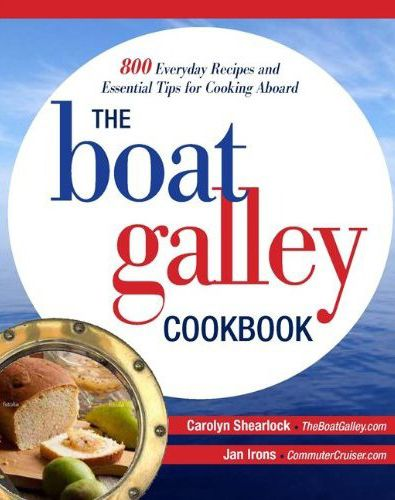 Get a FREE sneak peek of The Boat Galley Cookbook -- a 28-page PDF sample, with 33 boat-friendly recipes and more.  http://theboatgalley.com/free-pdf-sampler-of-the-boat-galley-cookbook/