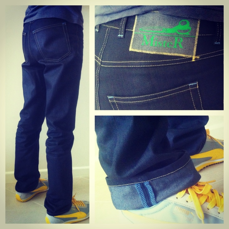 What's Ra wearing today?? The Breakin' Jean #wearingmister