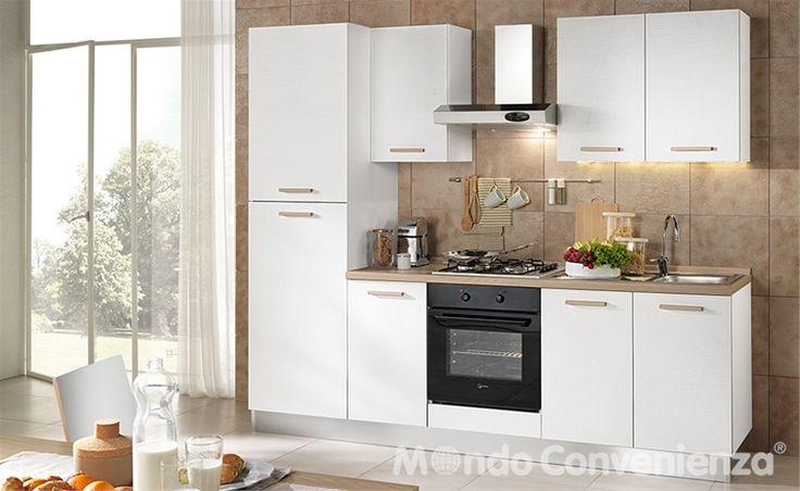 85 best kitchen ideas images on pinterest ikea kitchen kitchen ideas and grey kitchens - Cucina athena mondo convenienza ...