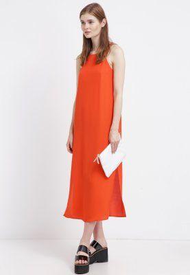 Ein schlichtes Kleid für viele Anlässe. Topshop Maxikleid - red für 31,45 € (26.01.16) versandkostenfrei bei Zalando bestellen.