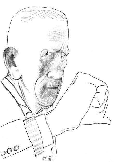 Tullio Pericoli J.D.Salinger
