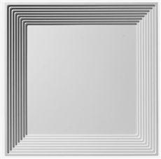 Art Deco Coffer | Contemporary Ceiling Tile