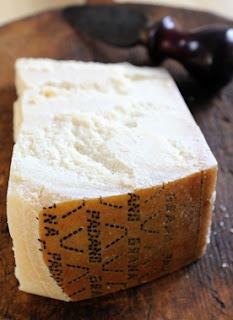 Grana Padano - Italian hard cheese