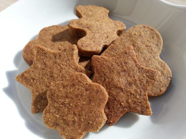 Basis recept koekjes van boekweit of amandel meel