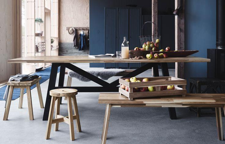 IKEA : SKOGSTA collection
