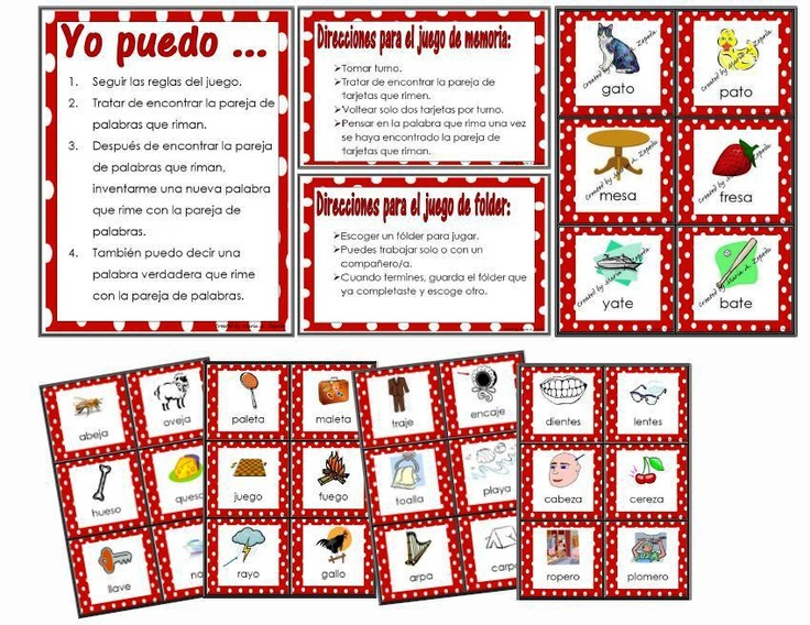 121 best images about Spanish games for teachers on Pinterest ...