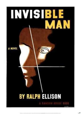 Invisible Man by Ralph Ellison Prints by Edward McKnight Kauffer at AllPosters.com