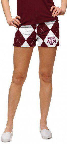 Texas A&M Aggies Women's Mini Short MTO