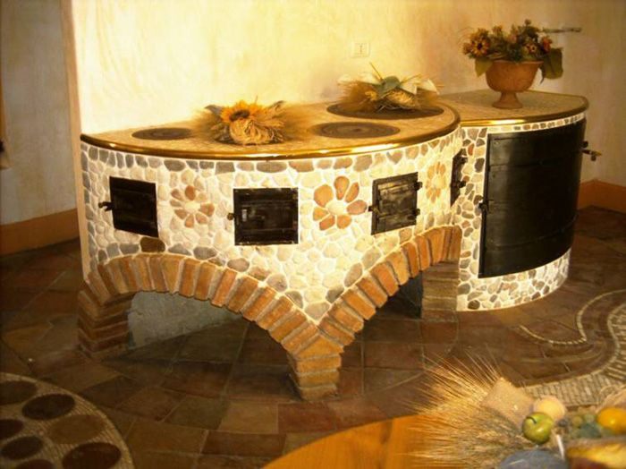 Rustic Details For A #terracotta Kitchen