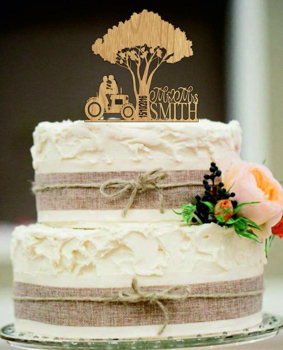 Best 25 Tractor Wedding Ideas On Pinterest
