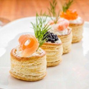 Fingerfood: Party-Snacks bis 150 Kalorien