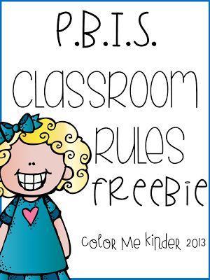 Color Me Kinder: Freebie on the Blog :)