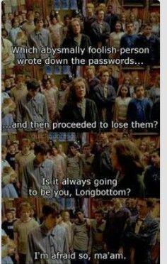 Neville my favorite