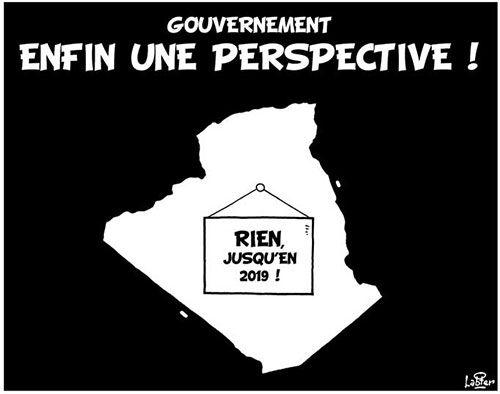 Vitamine (2015-11-11) Gouvernement: Enfin une perspective | Presse-dz