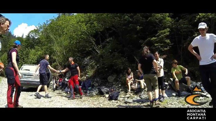 """""""Voluntar in Carpati"""" - arcajul turistic filmul anului 2013!!!"""
