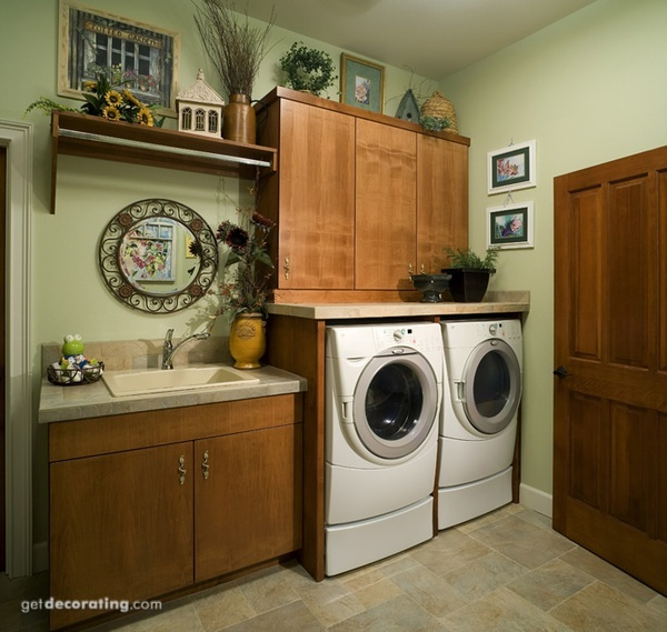 17 best images about laundry room on pinterest ironing for Country laundry room