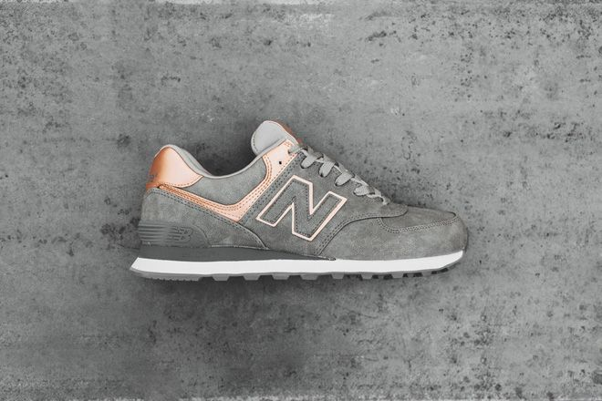 I am seriously crushing on the New Balance Precious Metals series. (www.parcelblog.com)