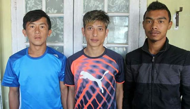 3 Kalimpong boys to represent India in International football championship at America   Three soccer players from Kalimpong have been chosen to represent the Indian team for the Second International Christian World Cup football Championship.The tournament will be held at Bogota Colombia (South America) from 10 to18 December. Mr Dewasish Rai from Algarah and Mr Issac Lepcha along with Mr Sonam Lepcha from Sangsay respectively have been selected for the soccer championship. All the three…