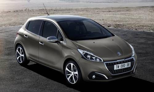 #Peugeot #208. La berline plus large, plus dynamique et mieux posé sur la route.