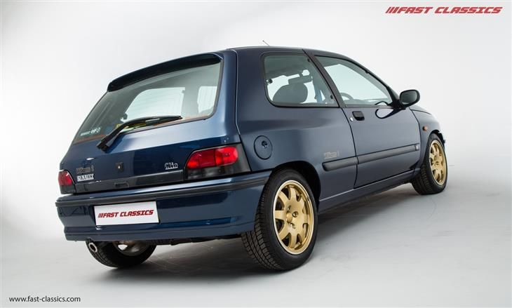 #renault clio williams 1995