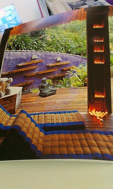 17 best meditation spaces images on pinterest meditation for Garden yoga rooms