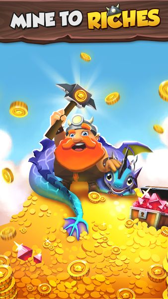 Tiny Miners - Idle Clicker v1.9.3 [Mod]   Tiny Miners - Idle Clicker v1.9.3 [Mod]Requirements:4.0.3 and upOverview:Want to GROW RICH? Can you TAP FAST enough? CLICK - TAP - BUILD collect miners cash every day - even when you're not playing!  6 REASONS TO PLAY TINY MINERS! SUPER CASUAL GAME PLAY Just keep tapping the screen. The perfect dwarf clicker story! TAP & BUILD Build your dwarf town collect money hatch dragons upgrade your township! Tap! Tap! Tapped! CLICK & CASH Casual & addictive…