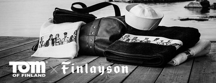 Tom of Finland by Finlayson ♥