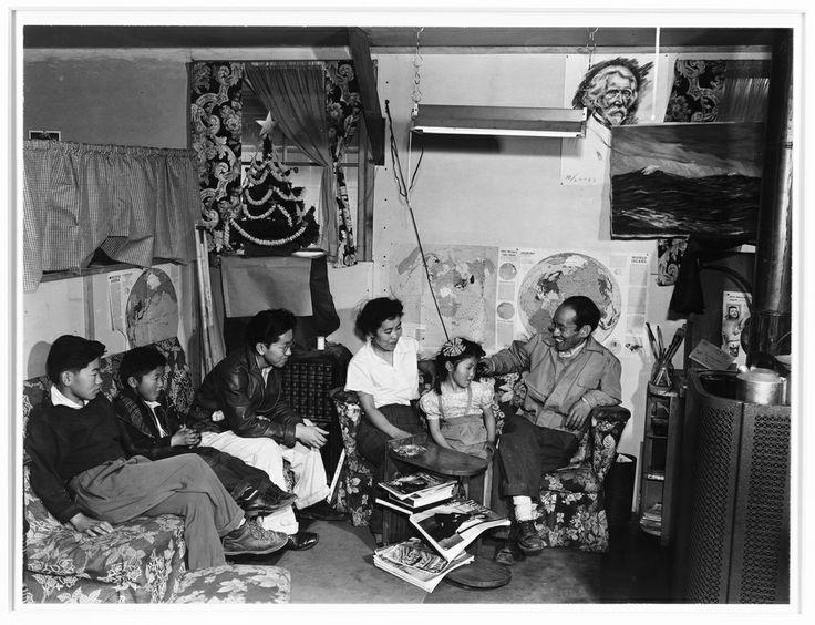 写真少年漂流記: アンセル・アダムズが撮影したマンザナー強制収容所の日系人