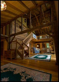 barn home: House Inspiration, Small Barns, Barns Home Ideas, Dreams House, Beautiful Home, Beautiful Rooms, Barns Feelings, Barn Homes, Barns House