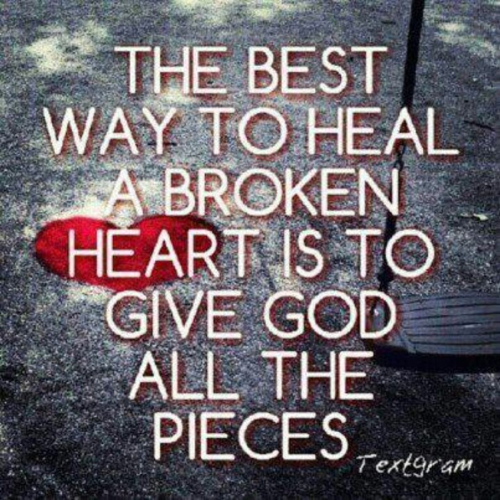 Inspirational Quotes About Healing A Broken Heart: Inspirational Quotes, Prayers, And