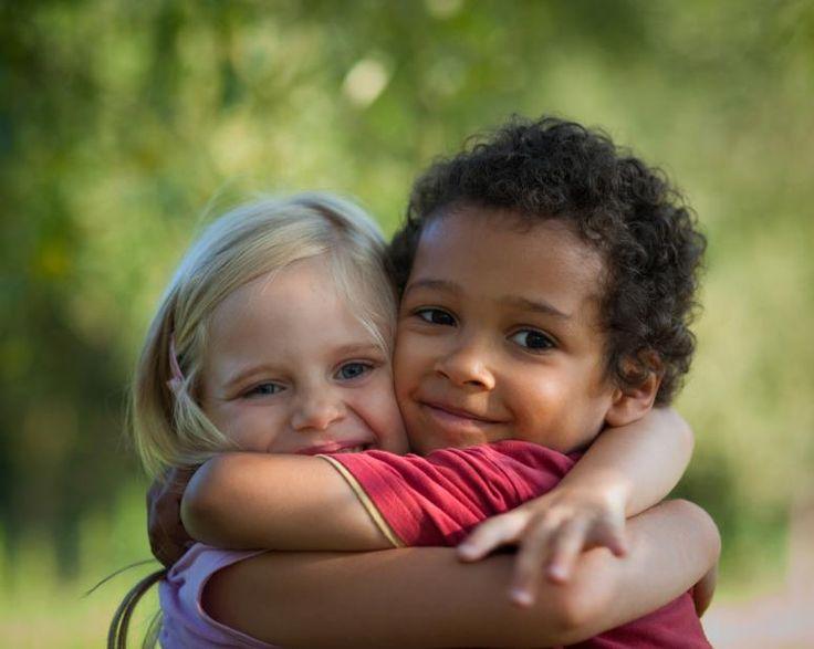 enfants amoureux Journée internationale de la paix